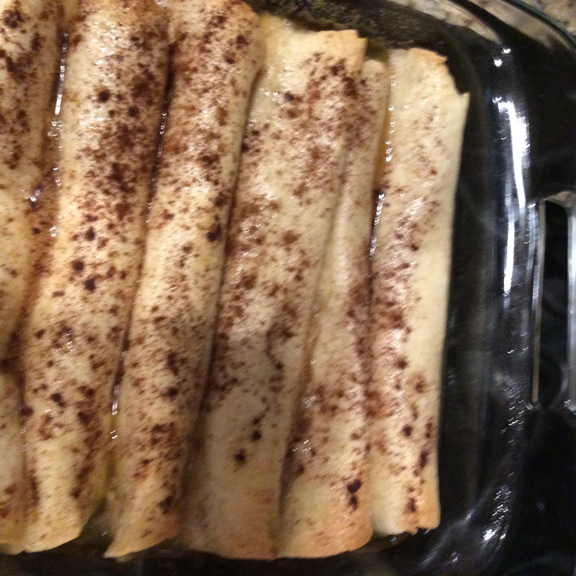Easy Apple Enchilada Dessert Monica Ely