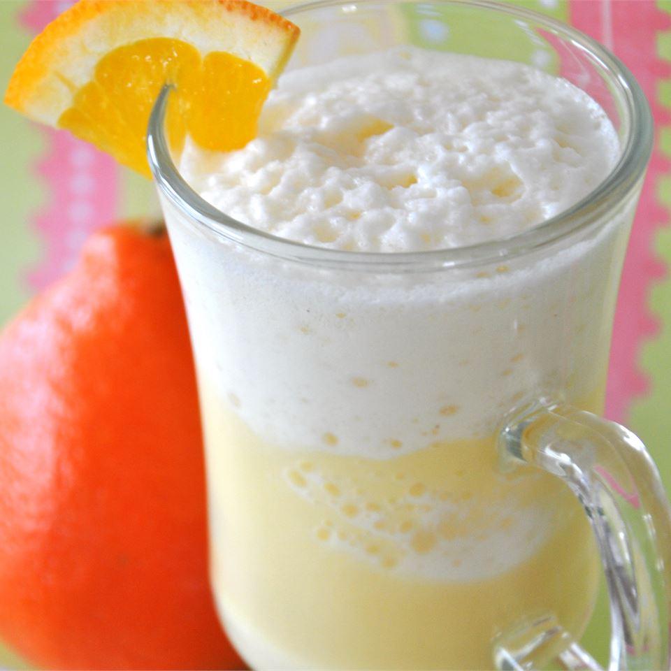 Banana-Orange Smoothie Alberta Rose
