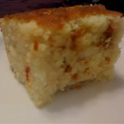 Buttery Corn Bread thedailygourmet