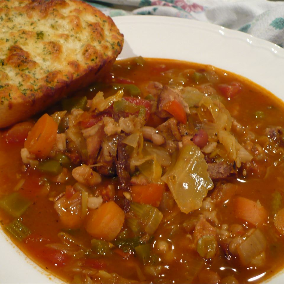 Vegetable Salsa Soup SweetBasil