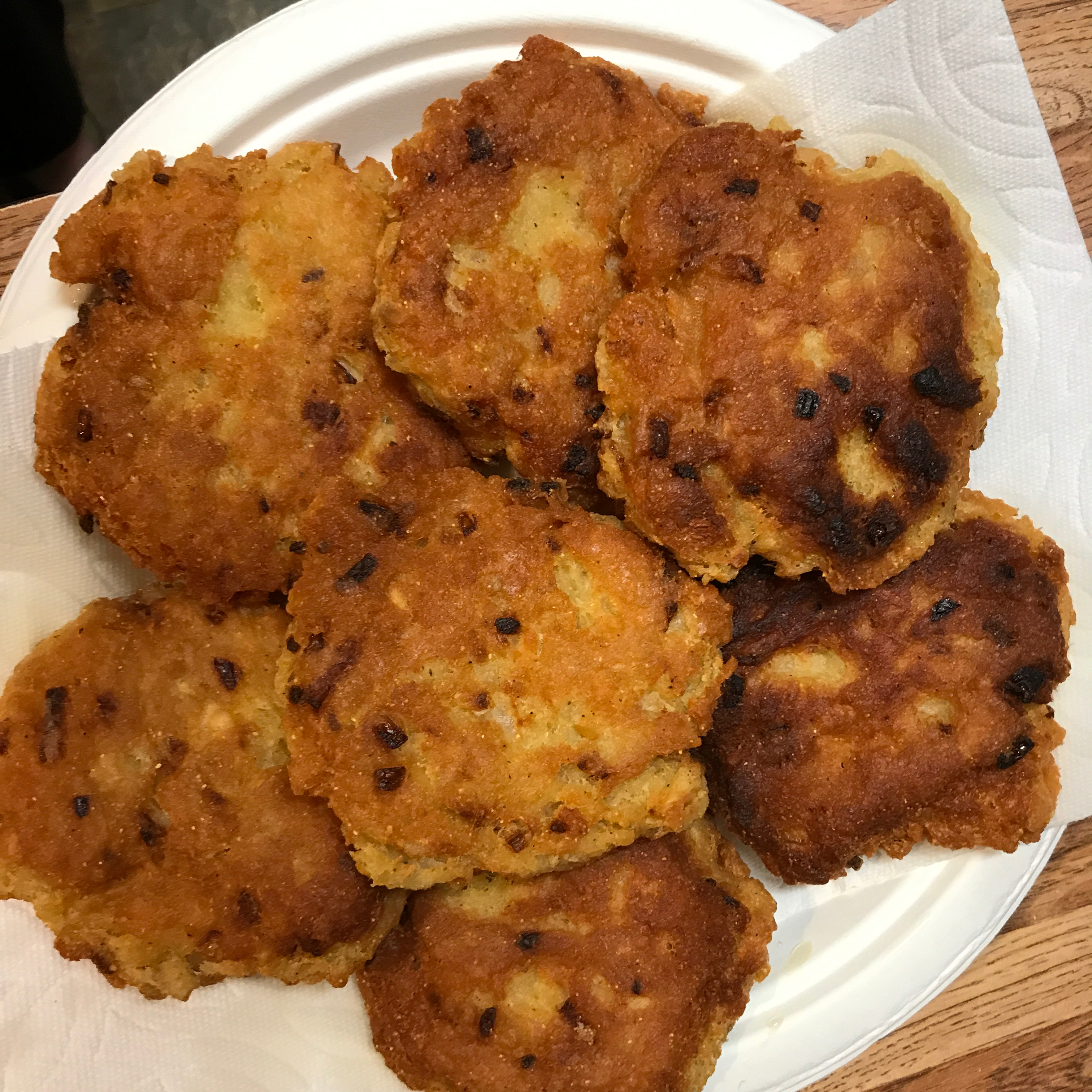 Easy Salmon Patties Teresa Neece
