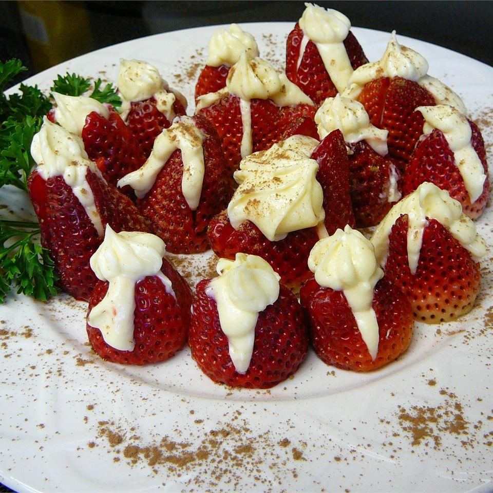 Stuffed Strawberries Molly