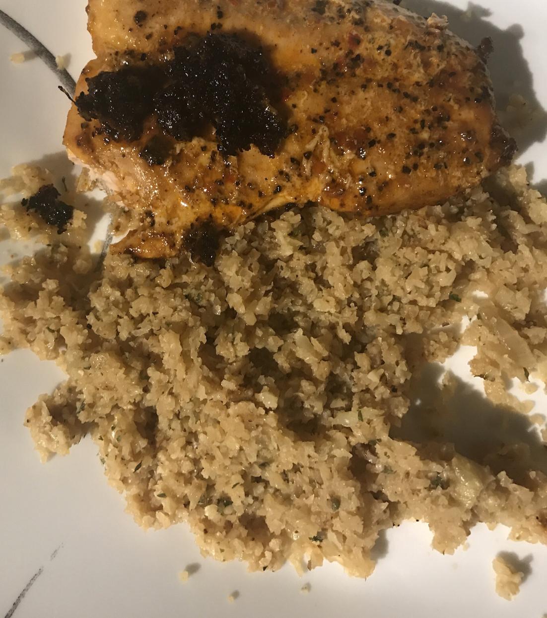Cauliflower Couscous Preciousks