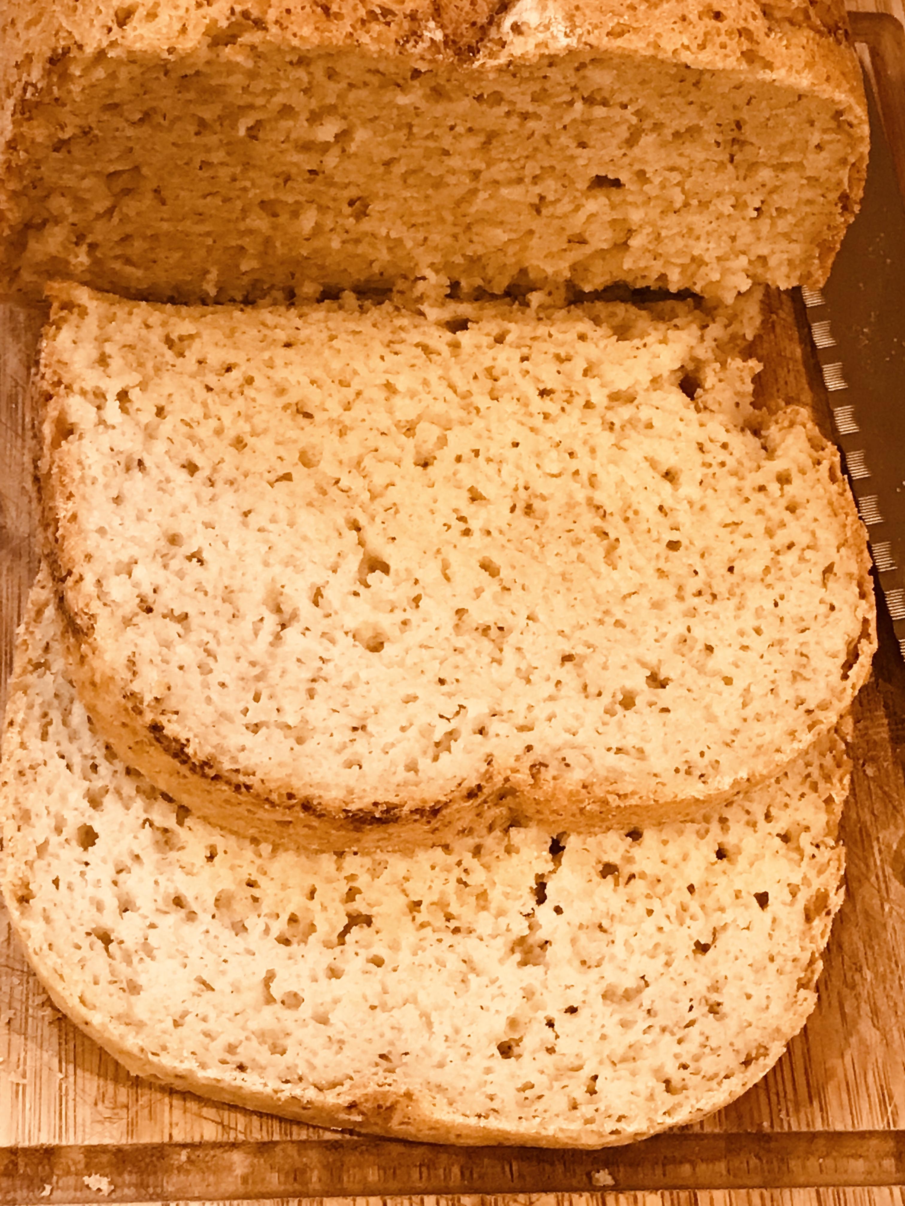 Alison's Gluten-Free Bread Imei Hsu