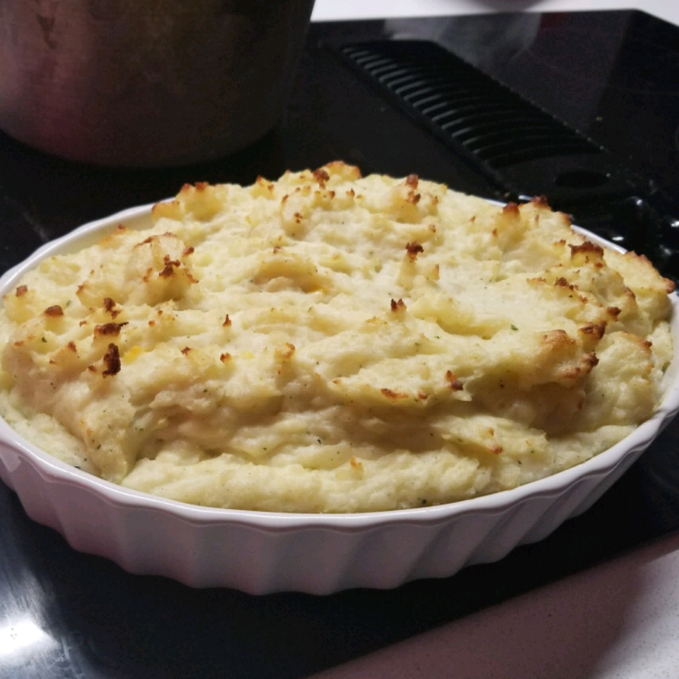 Creamy Mashed Potatoes II