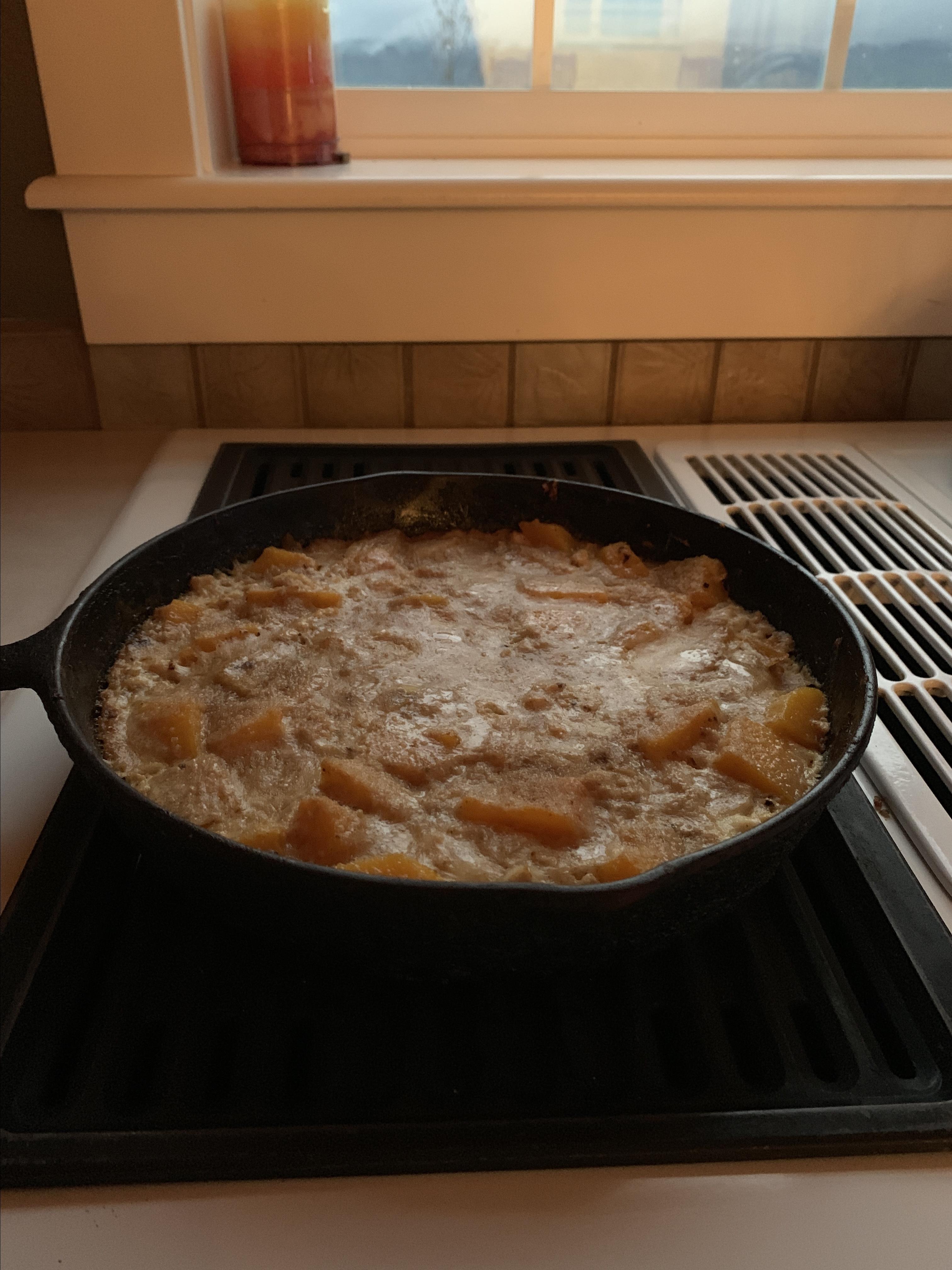 Kristin's Turkey Butternut Squash Casserole Tamarun Hill