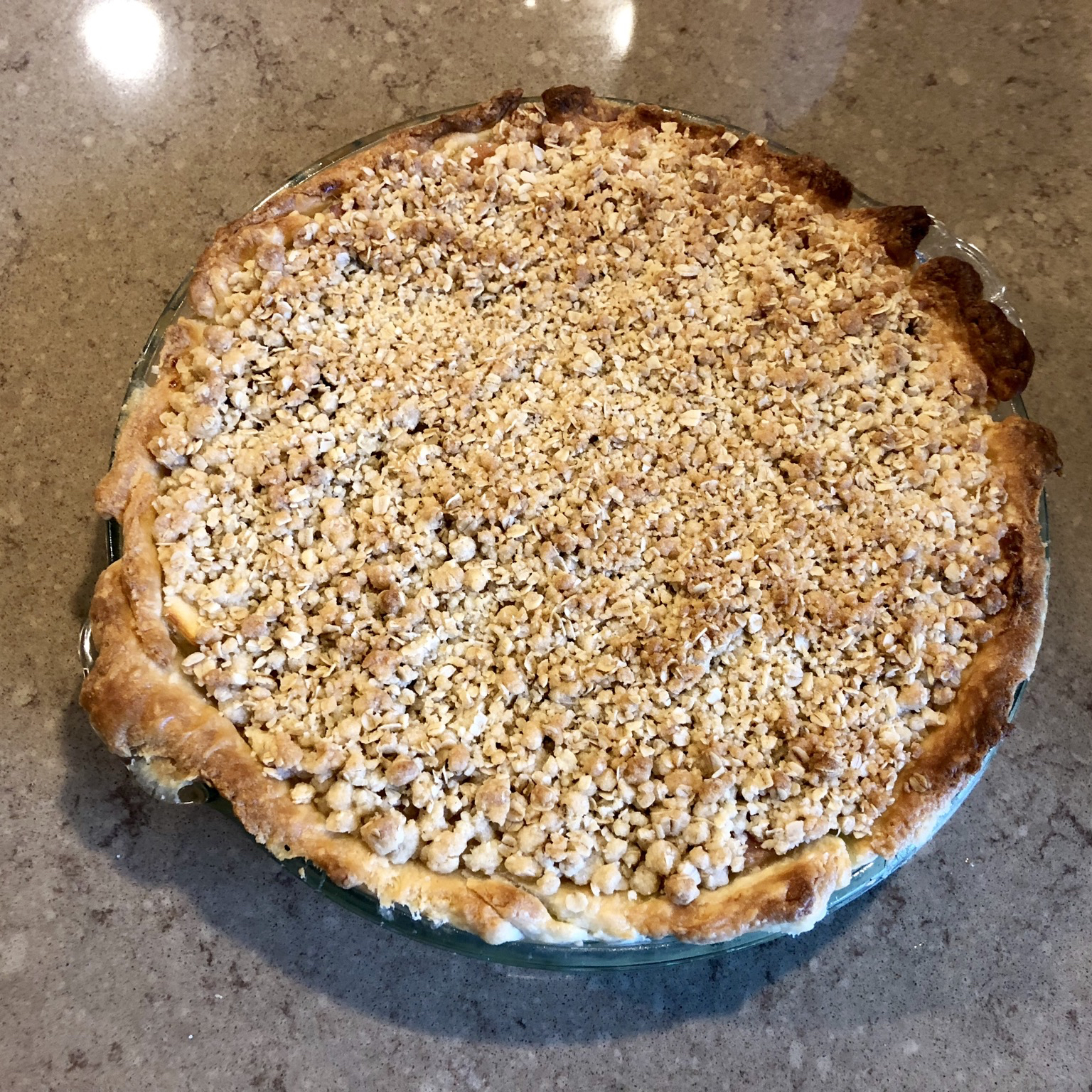 Cheddar Pear Pie Chen Jan