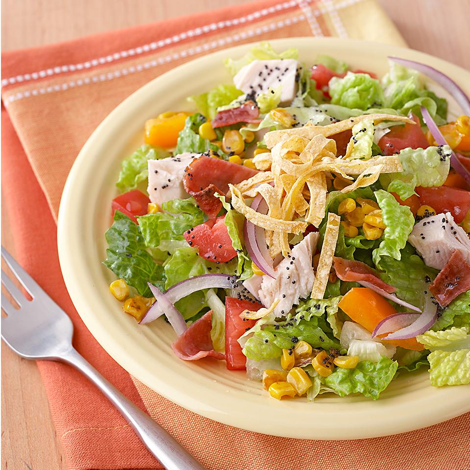 Turkey Chopped Salad Diabetic Living Magazine