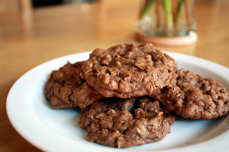 Chocolate Oatmeal Cookies Recipe Allrecipes