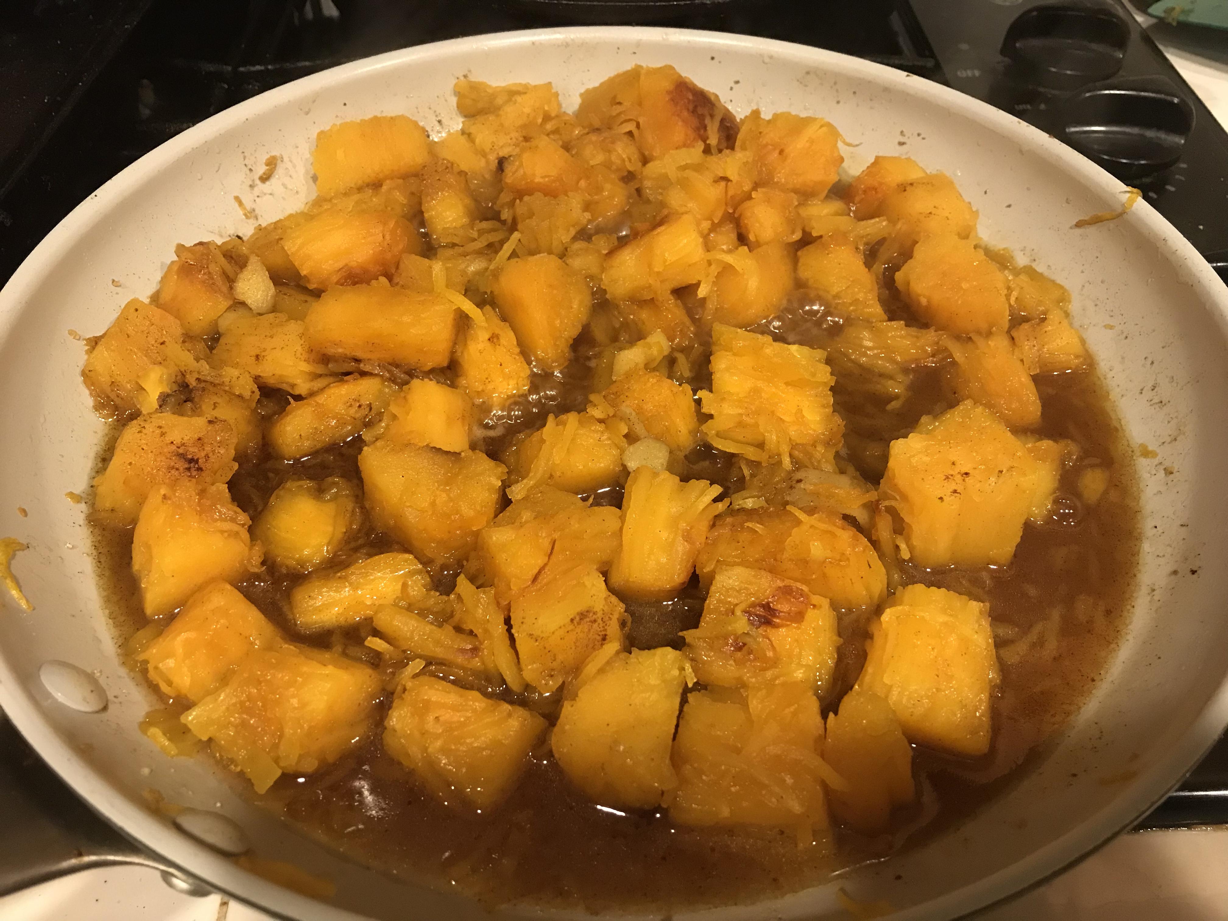 Candied Pumpkin Recipe Martiner