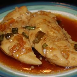 Easy Stovetop Chicken Teriyaki in Orange Ginger Garlic Sauce IrishAiz