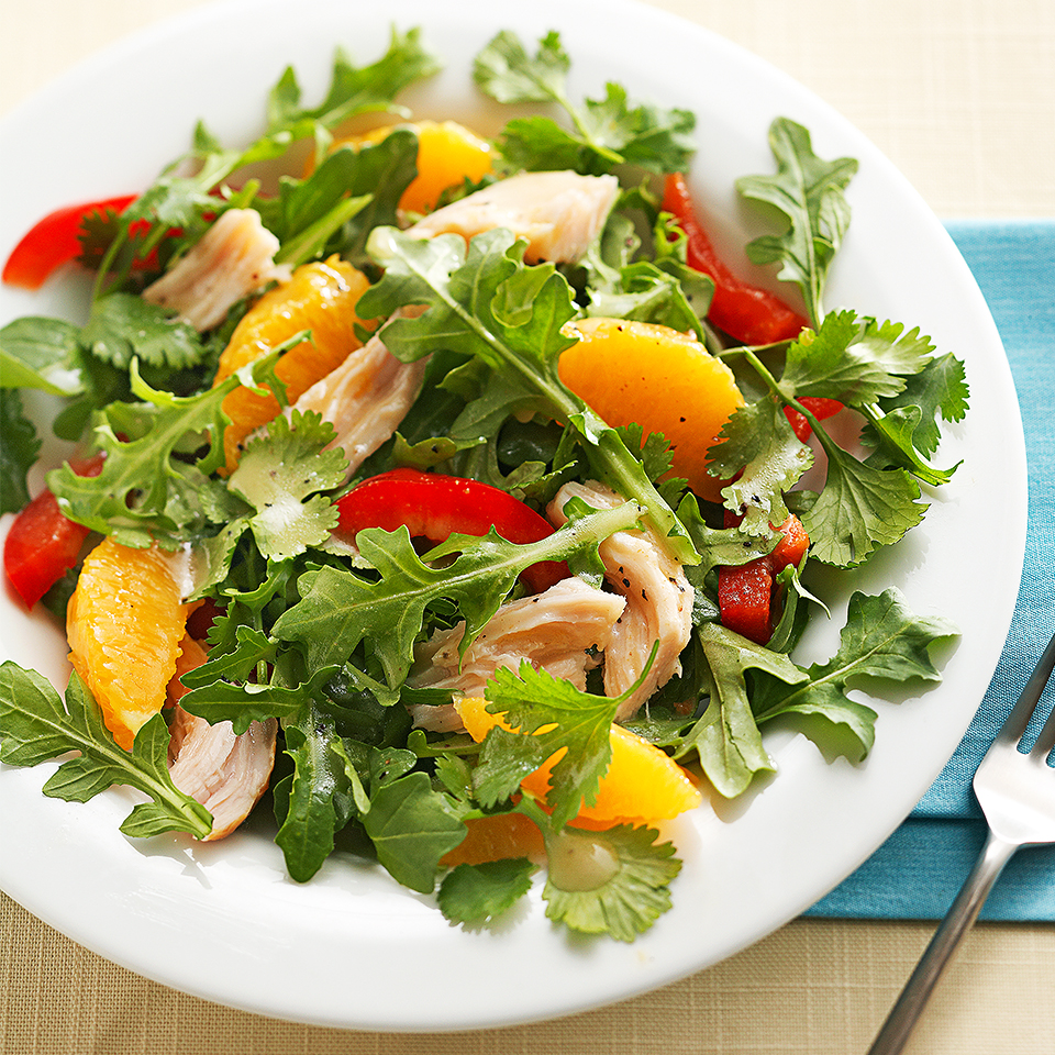 Turkey Salad with Oranges Diabetic Living Magazine