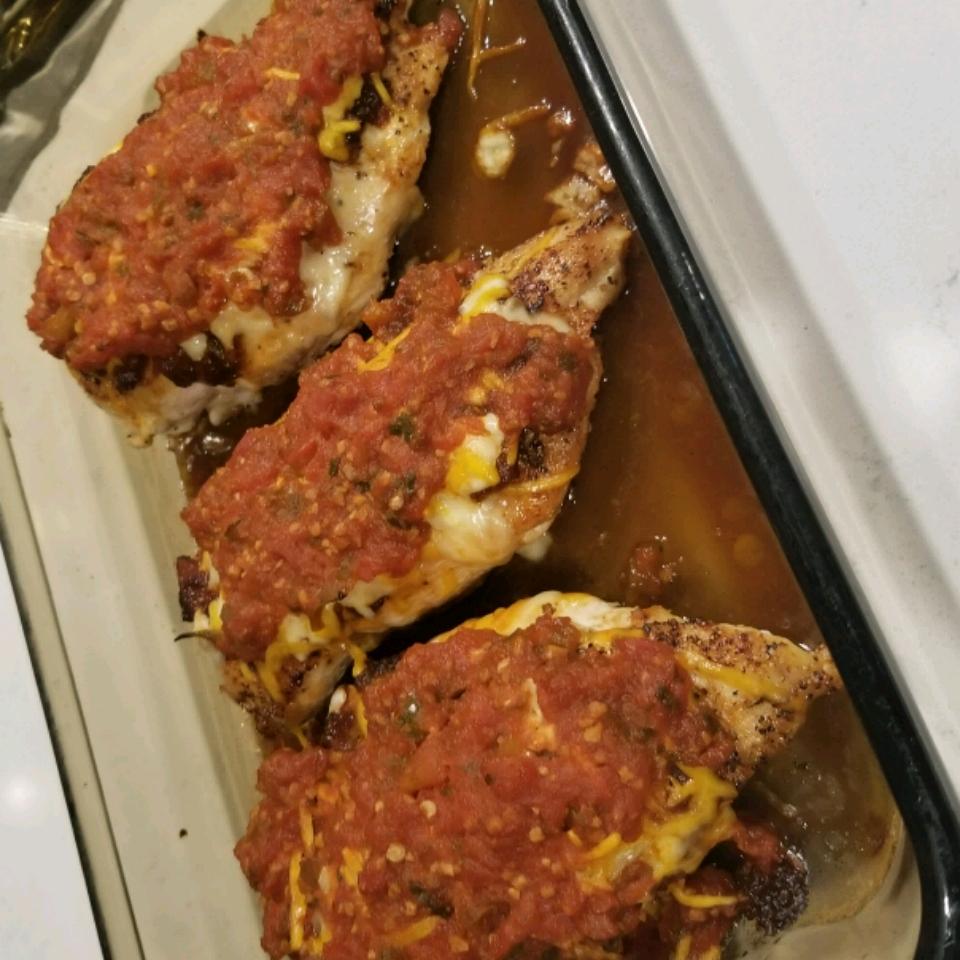 Healthy Mexican Chicken Bake Greg