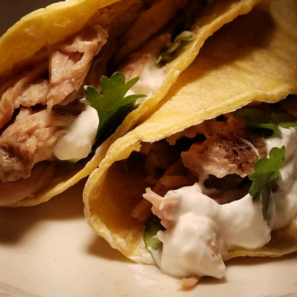 Mojo Pork Tacos Laura Streckfuss