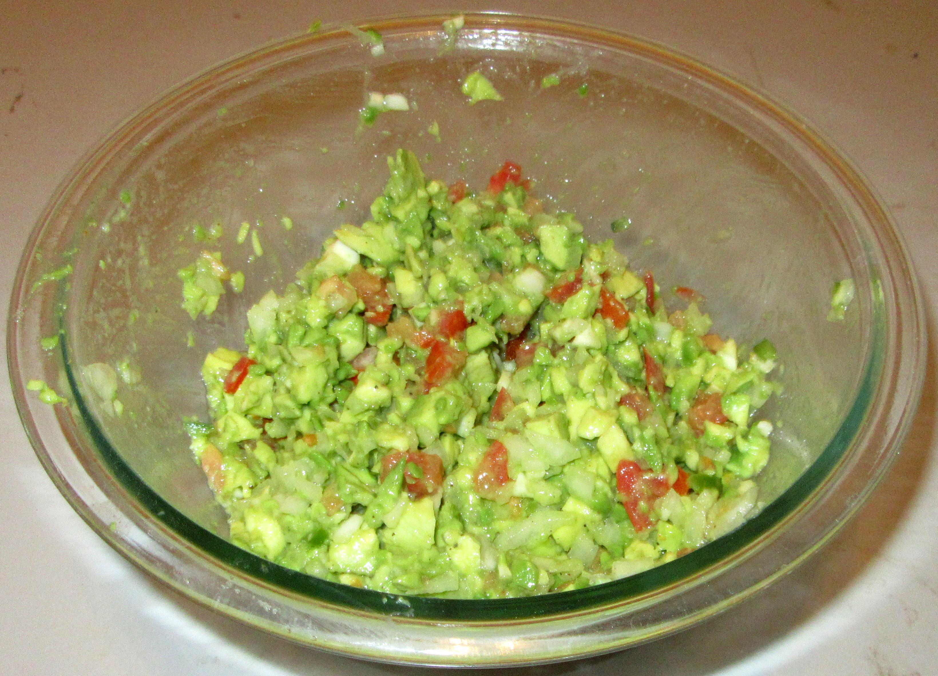 Easy Guacamole