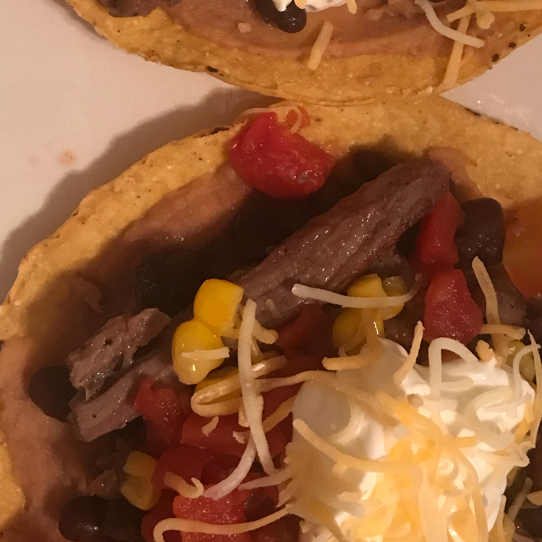 Easy Chicken Fajitas from RO*TEL Carly Sees