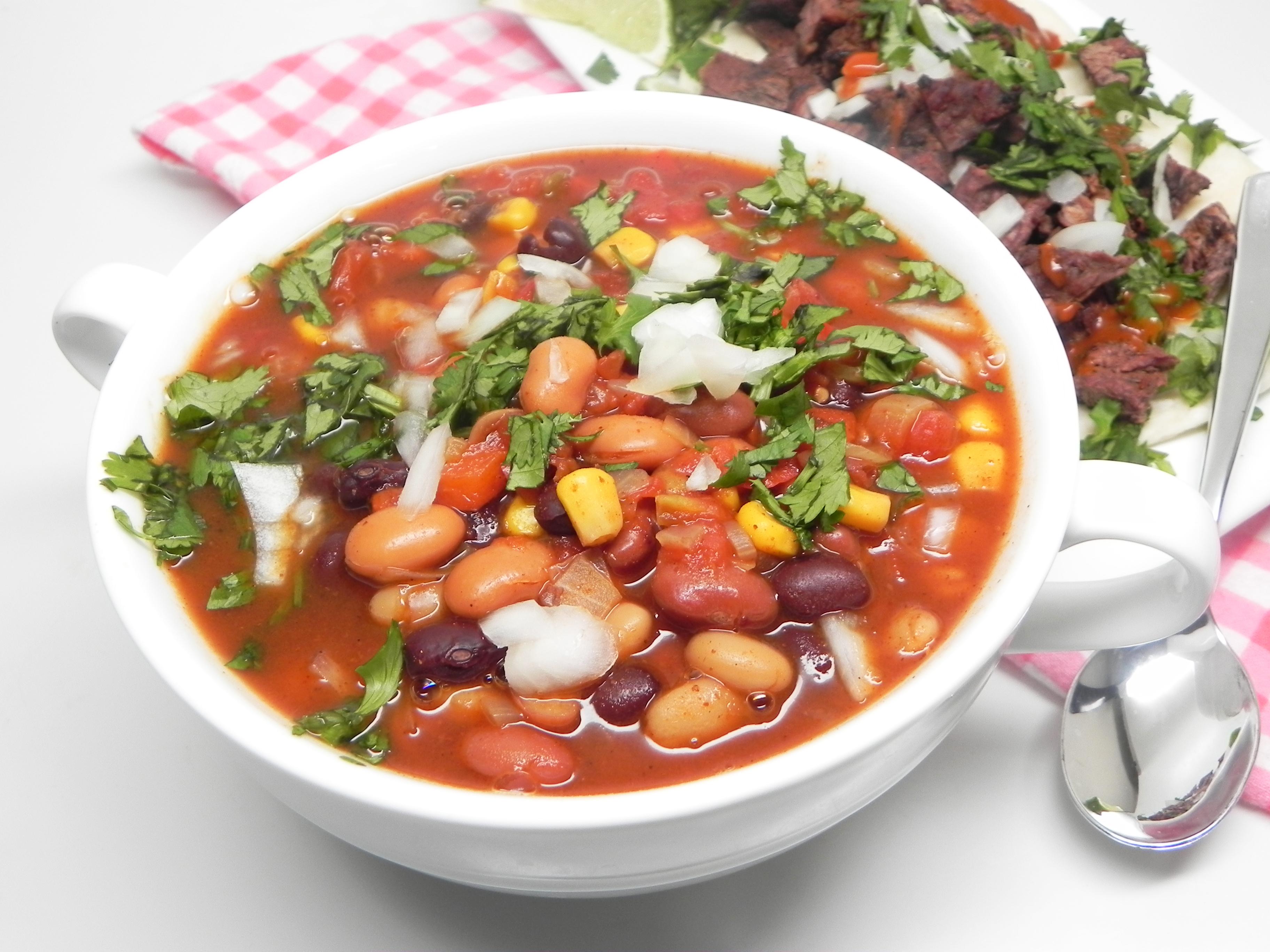Instant Pot® Vegan Chili
