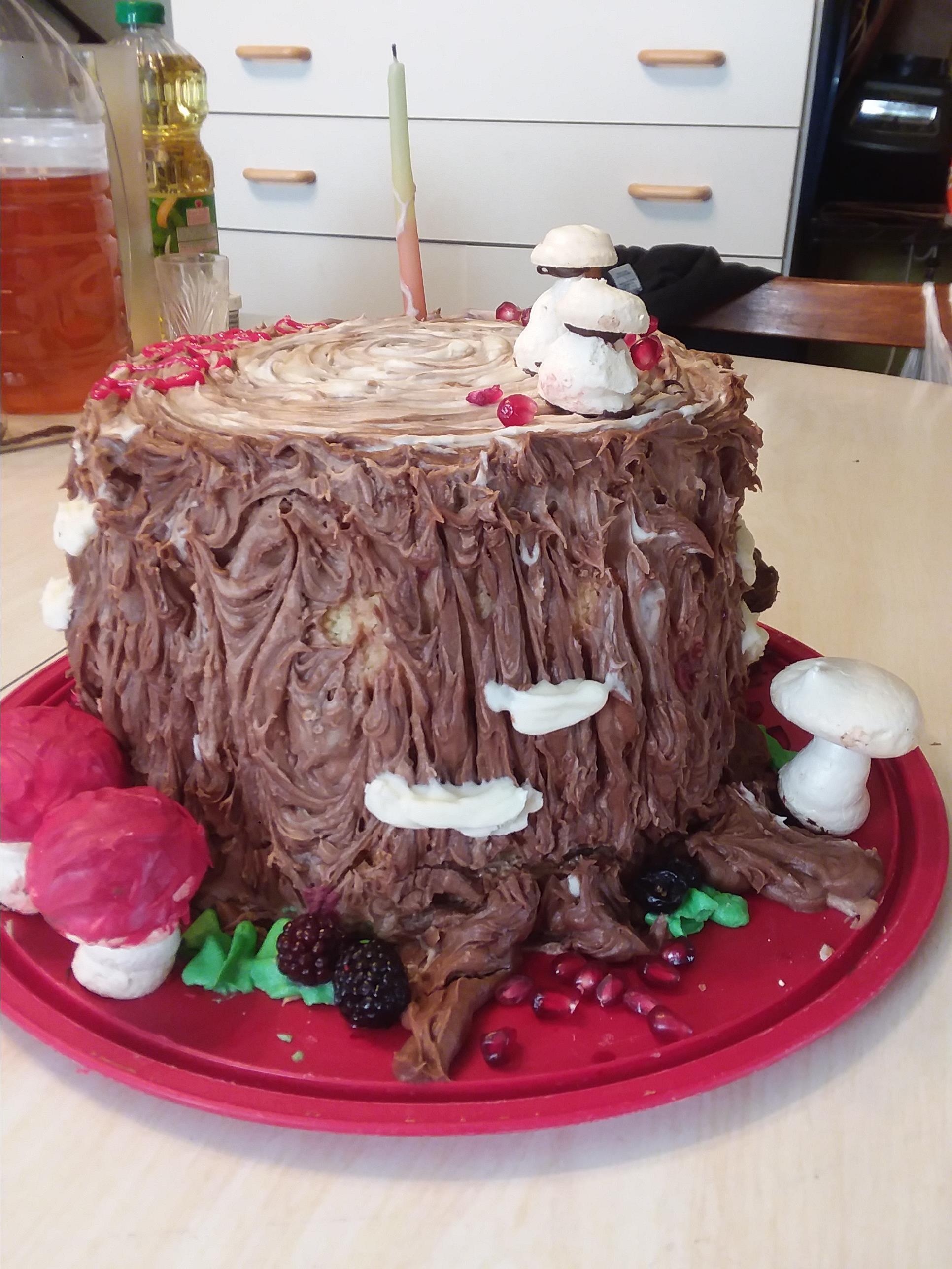 Chiffon Cake Lana Kartak