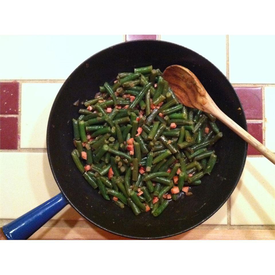 Yummiest Green Beans Ever TWIGGARTS