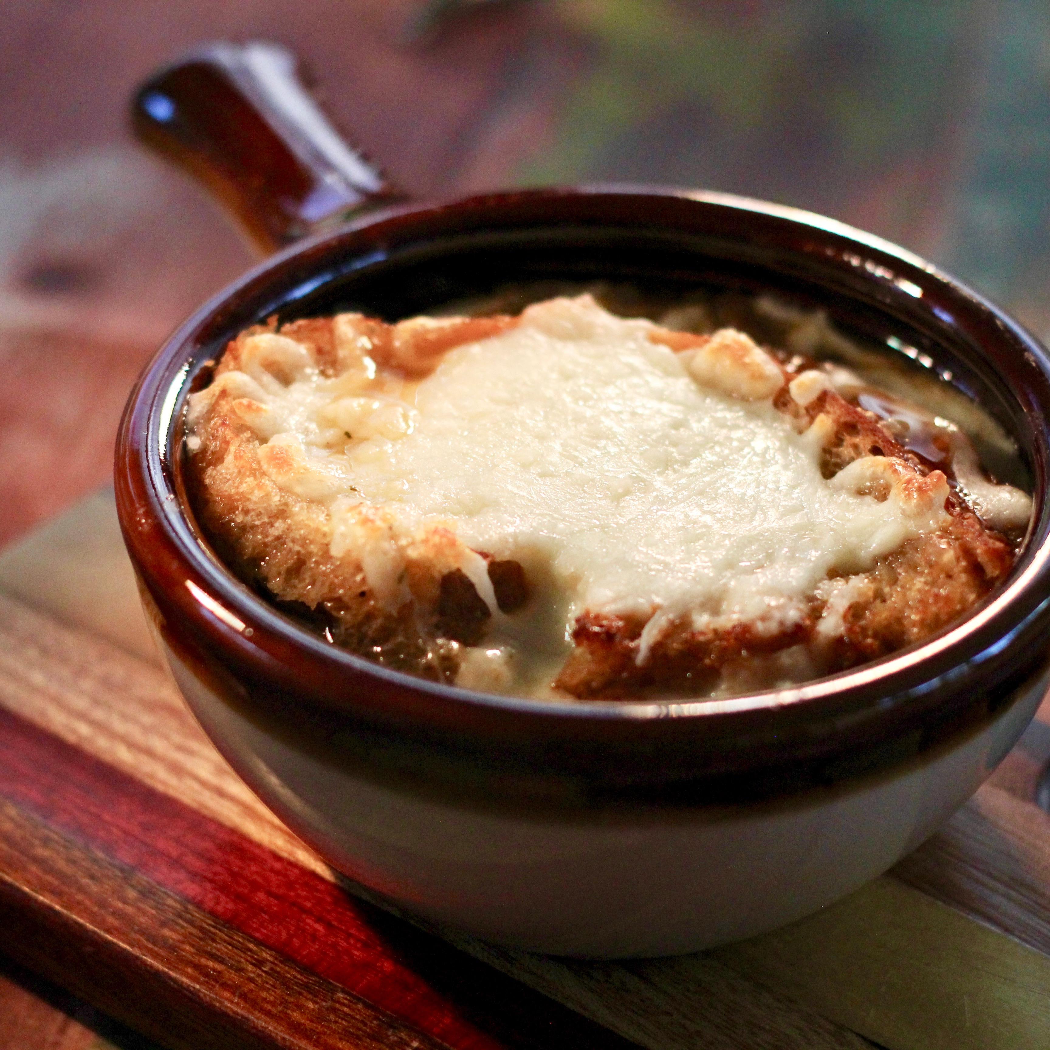 Fall Onion Soup