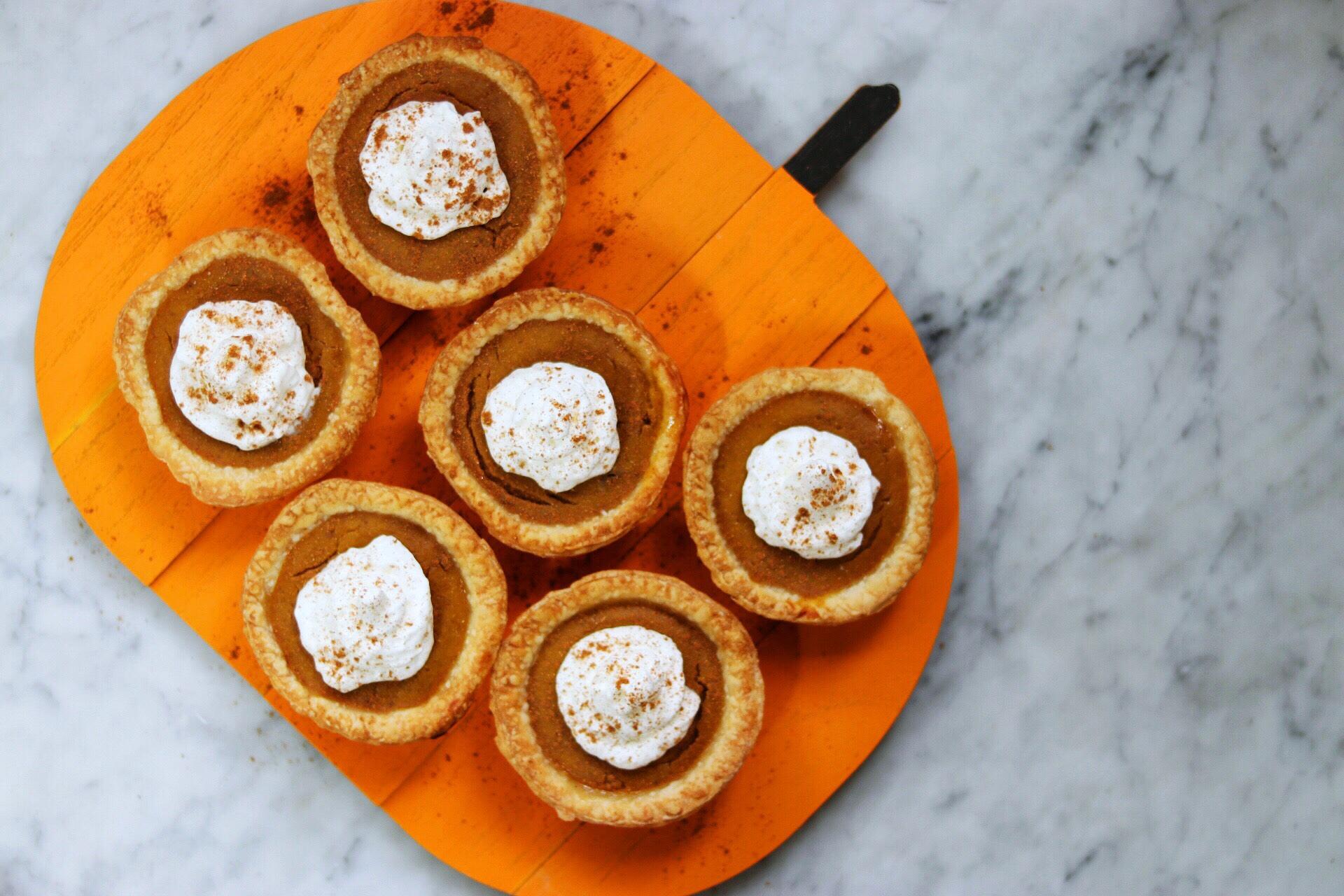 Pumpkin Patch Tarts fabeverydayblog