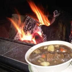 Roasted Vegetable and Beef Stew Jessica