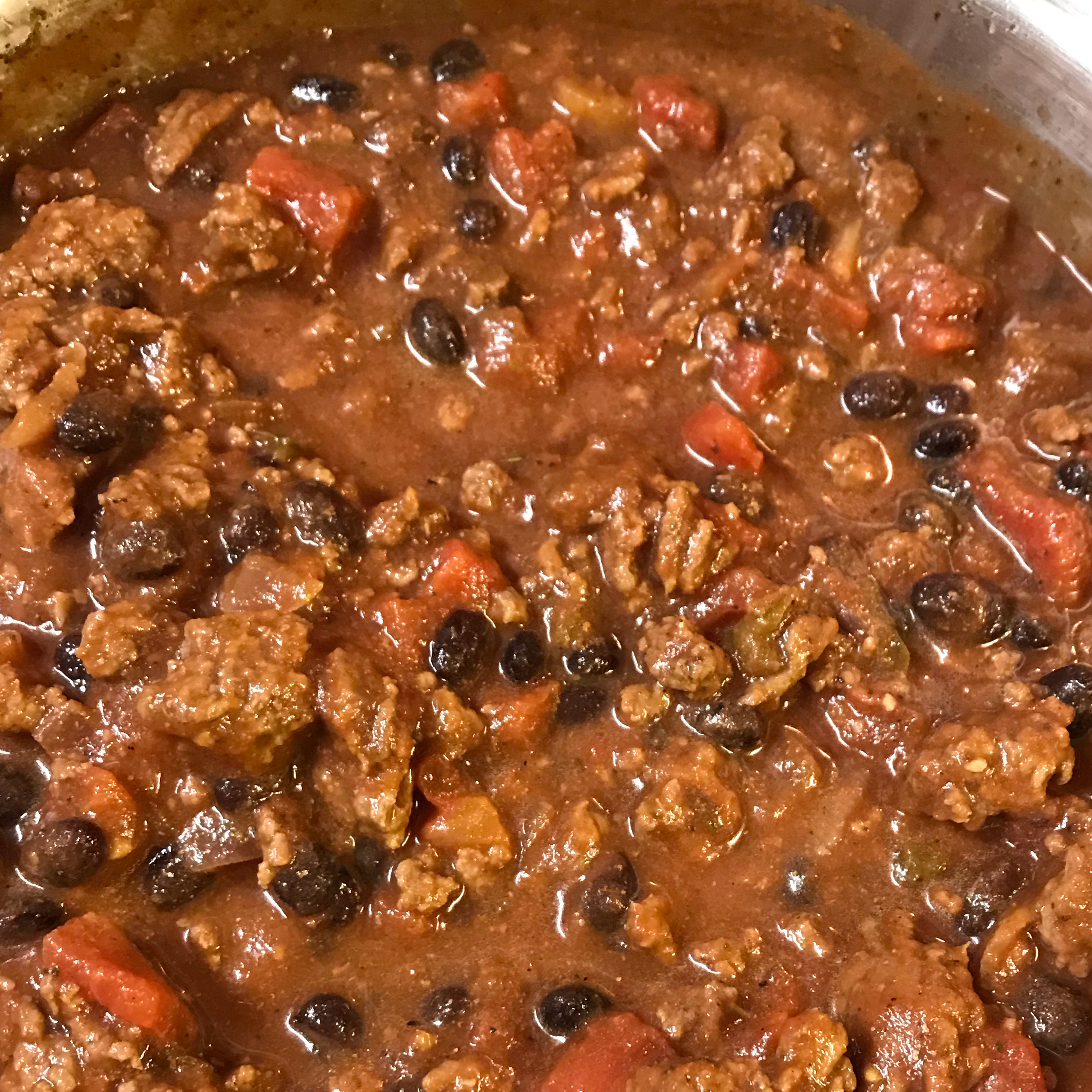 Wicked Easy Chili Pamela Elkes Landrum