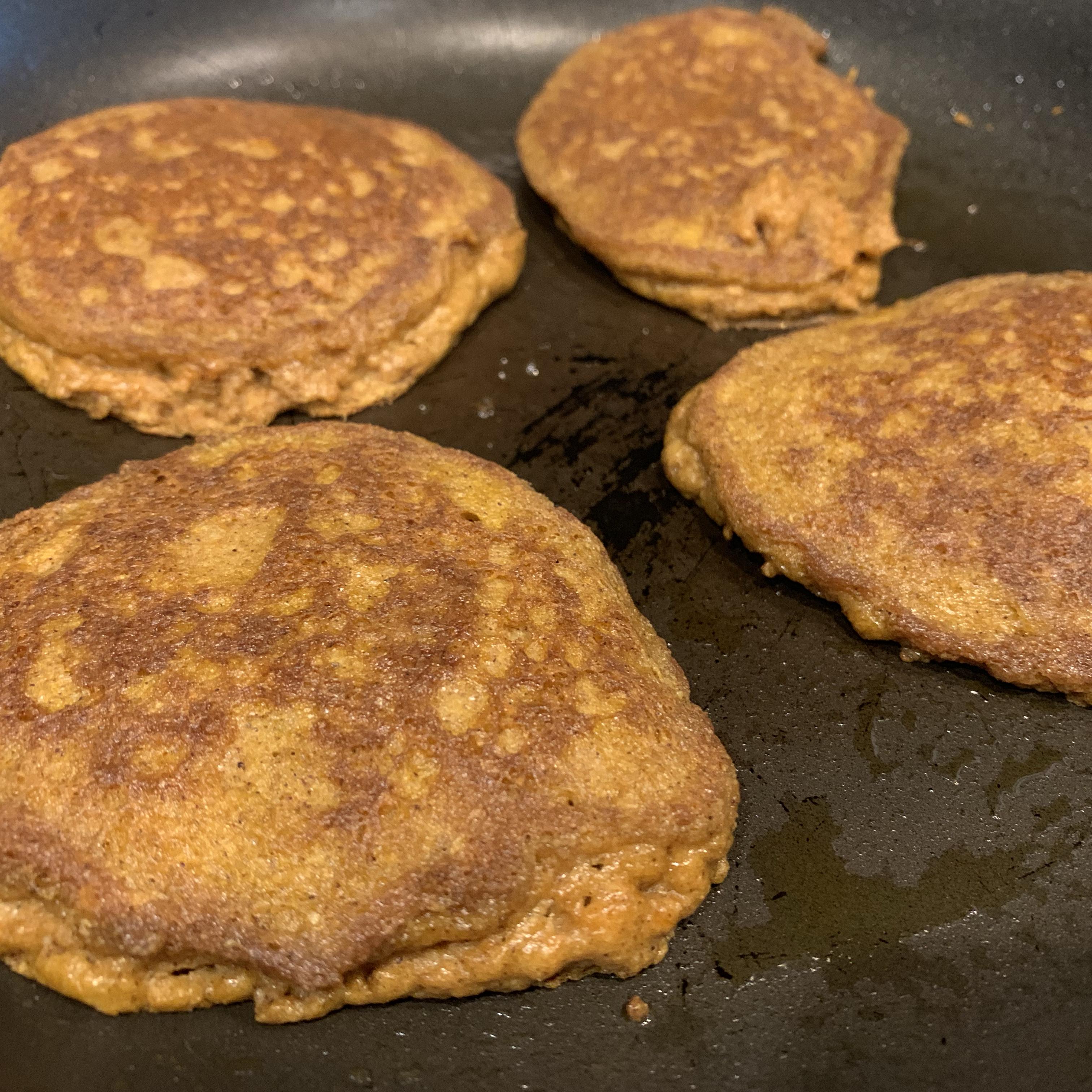 Paleo Pumpkin Pancakes Miko