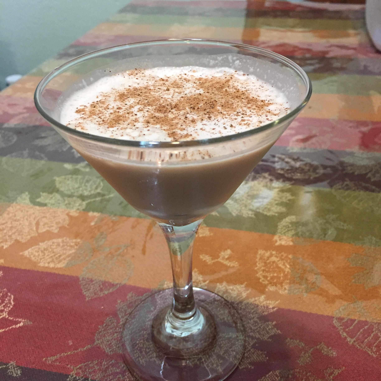 Brandy Alexander Cocktail Larry