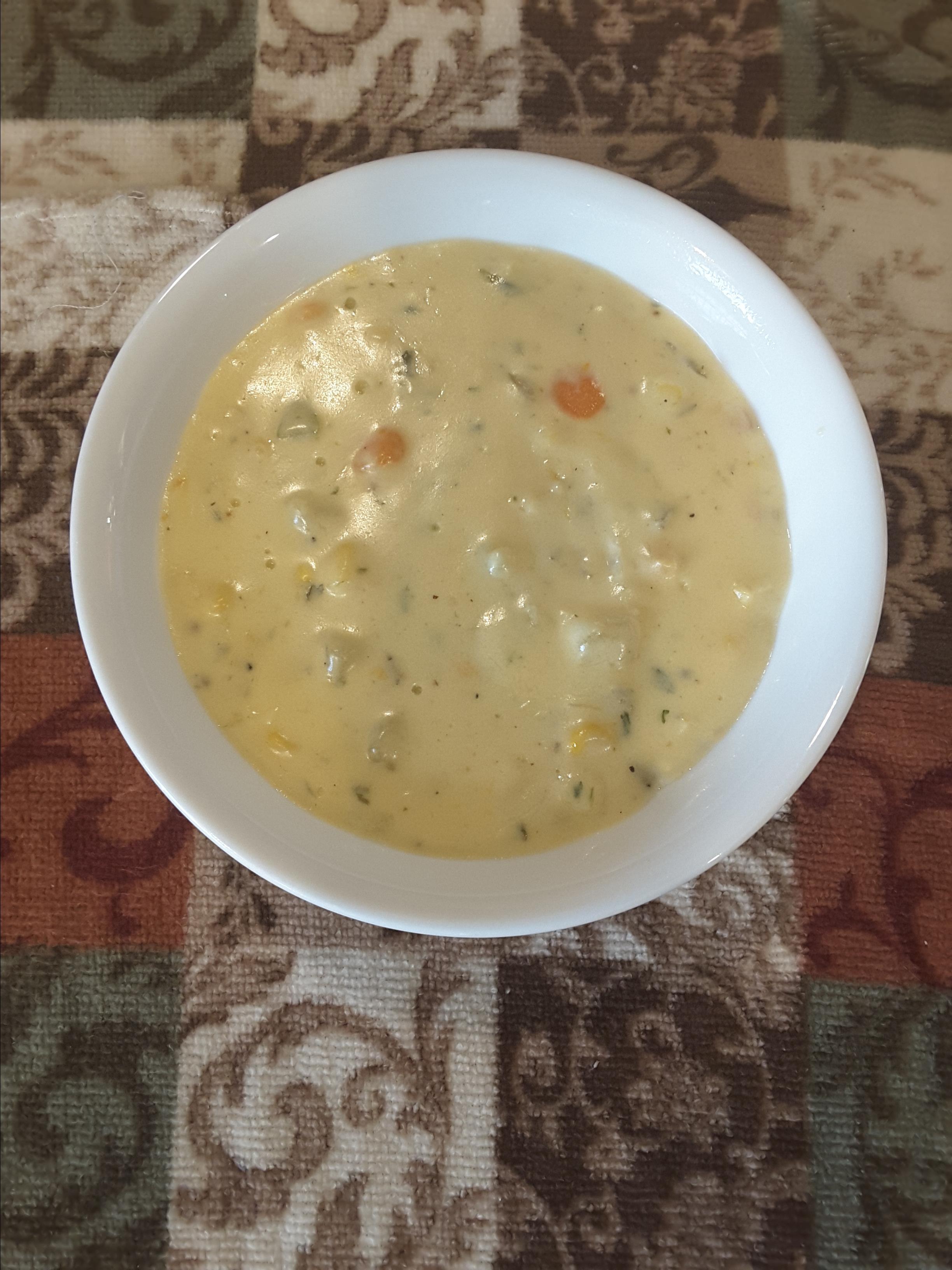 Potato Chowder Soup I Roye L. Lane