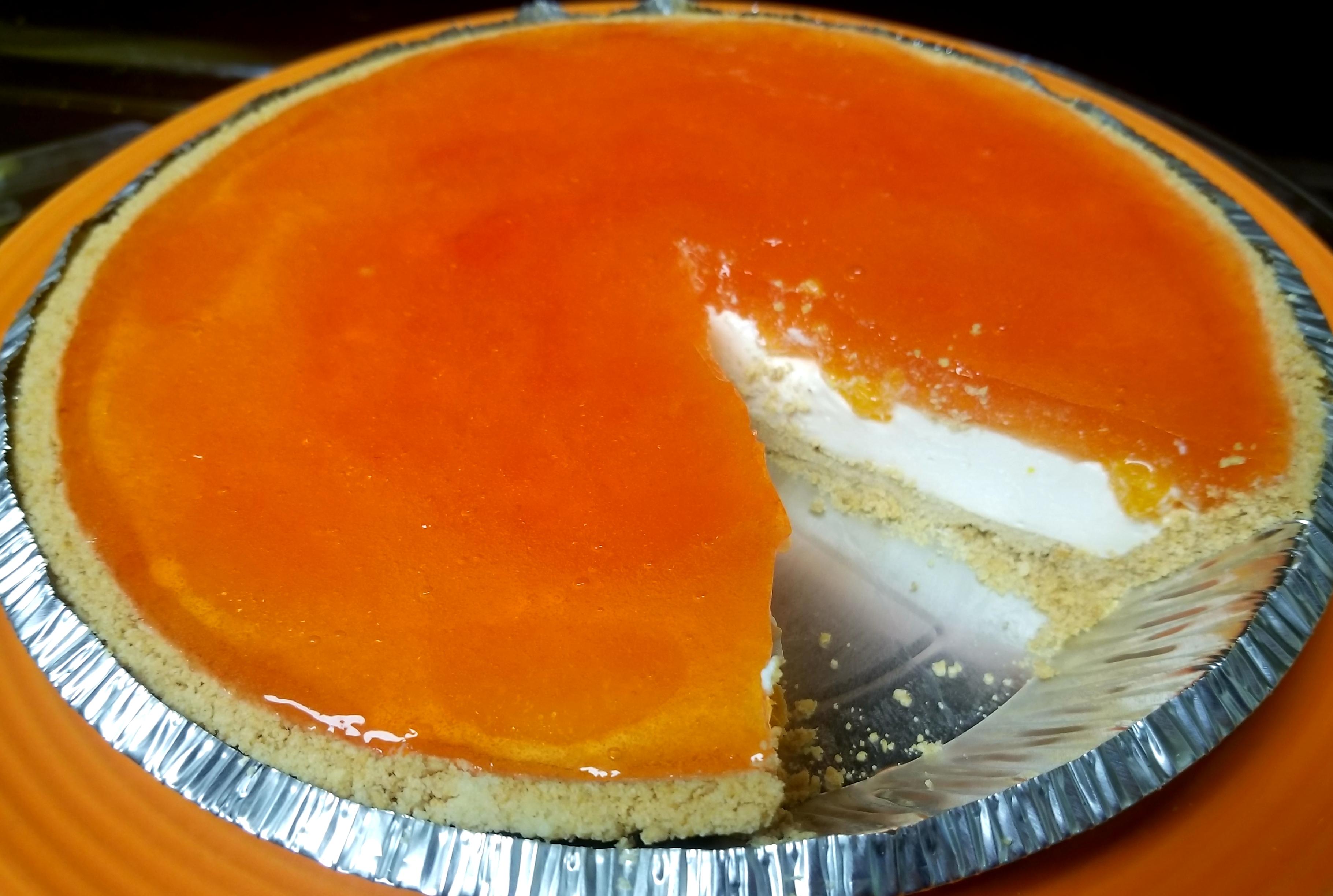 Sparkling Orange Cream Pie RainbowJewels