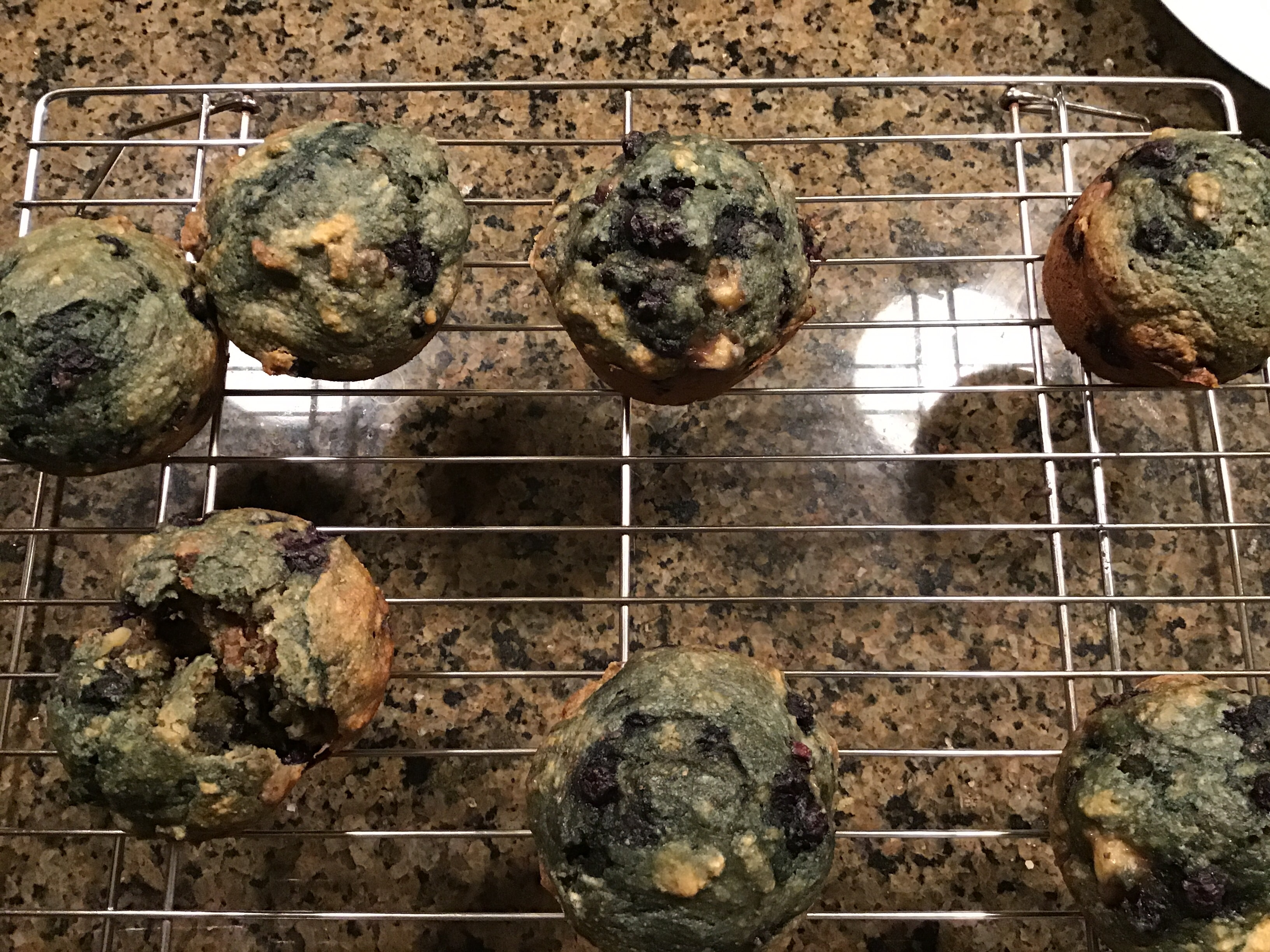 Delicious and Nutritious Whole Wheat Banana and Blueberry Muffins Greta Bills