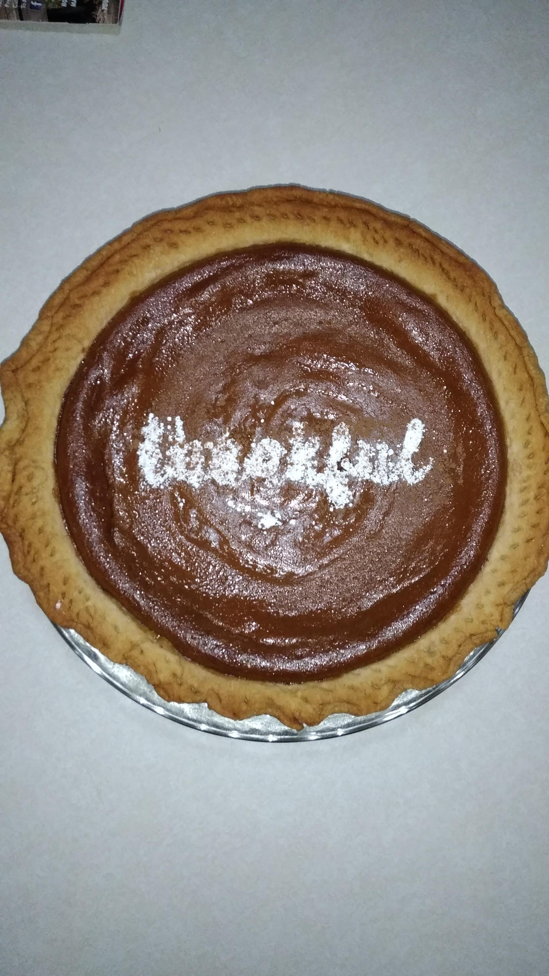 Signature Pumpkin Pie Limary