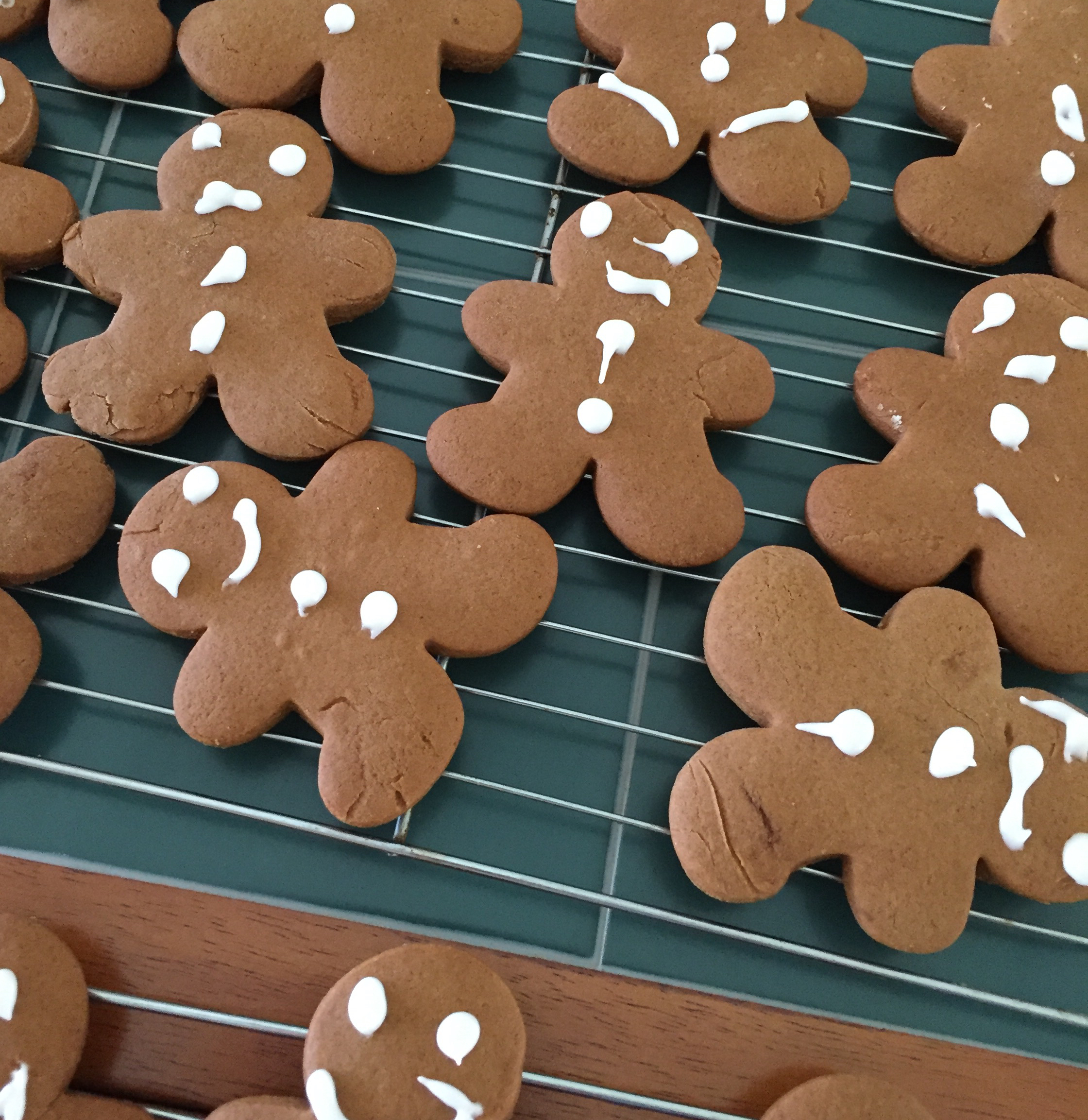McCormick® Gingerbread Men Cookies diane