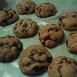 Whole-Wheat Chocolate Chip Cookies Shayla