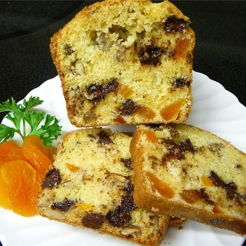 Apricot Orange Bread