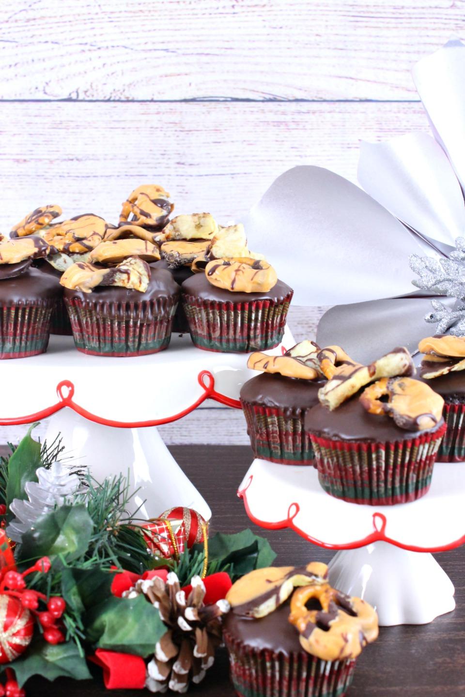 Baileys Chocolate Mini Cakes Sandra Garth