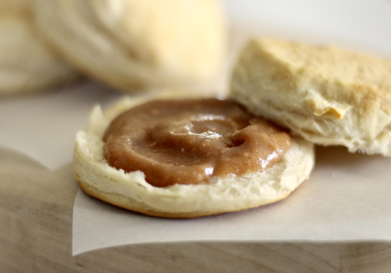 Slow Cooker Caramel Apple Butter