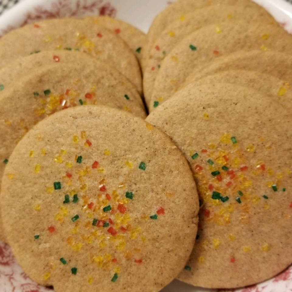 Sugar and Spice Cookies BJREEVE