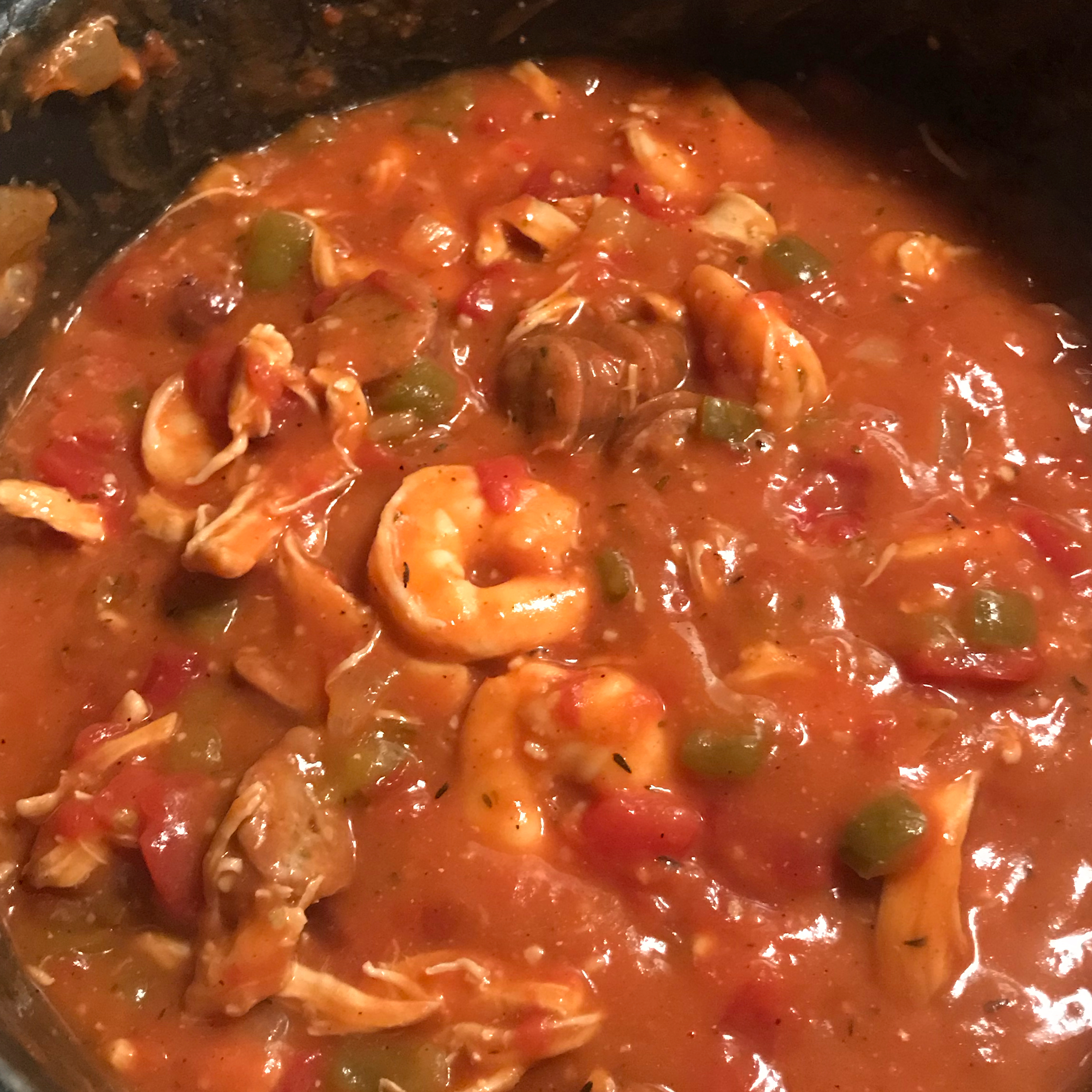 Shrimp and Sausage and Chicken Gumbo grayduane07