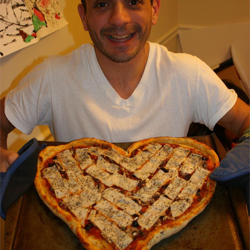 Valentine Pizza