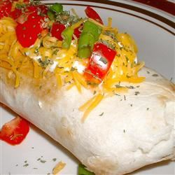Chicken Chimichangas Erimess