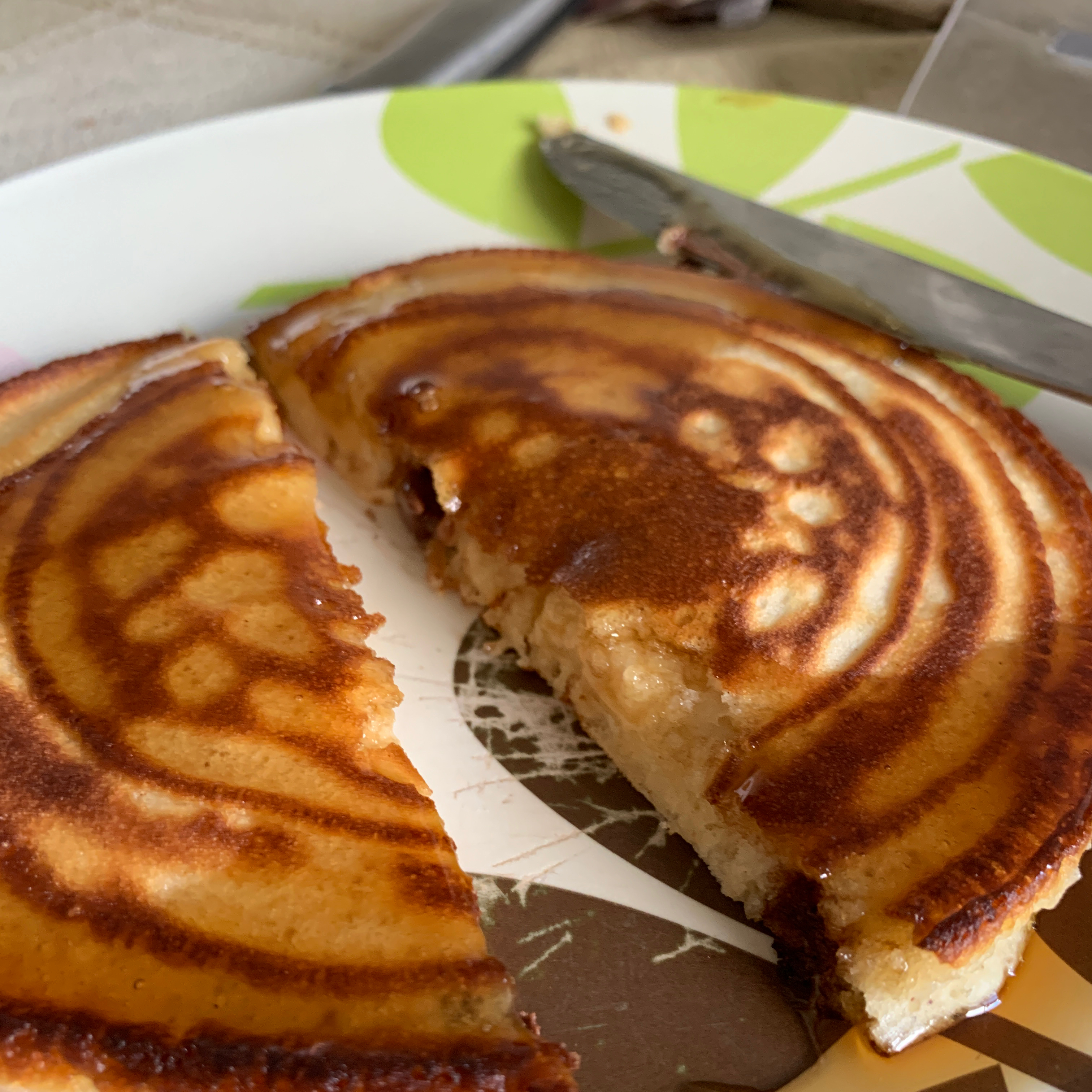 French Toast Pancakes