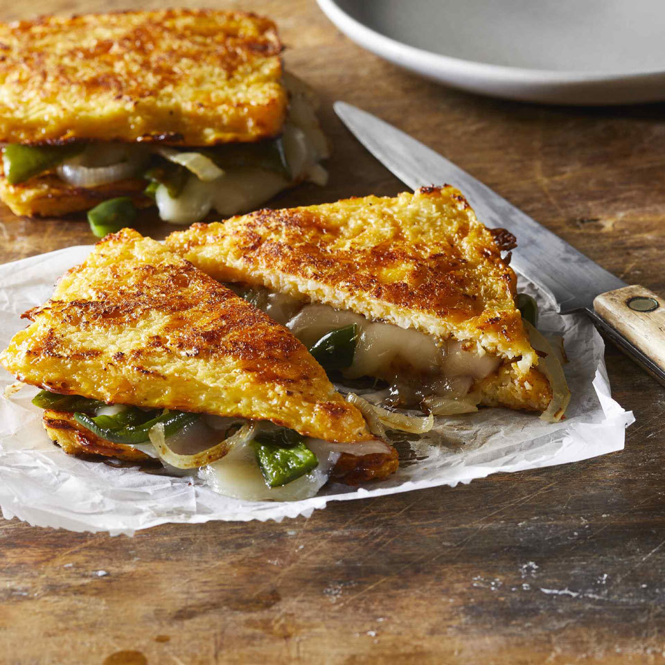 Cauliflower Grilled Cheese Sandwiches Trusted Brands