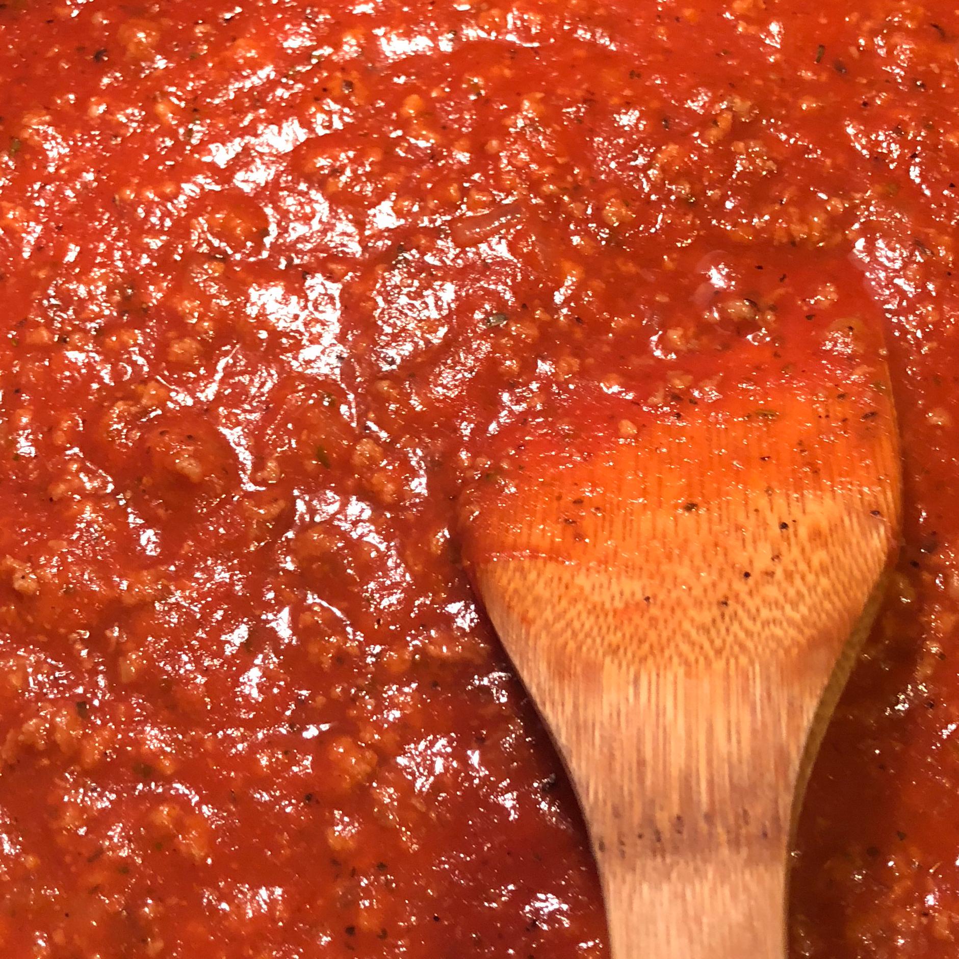 Spaghetti Sauce I