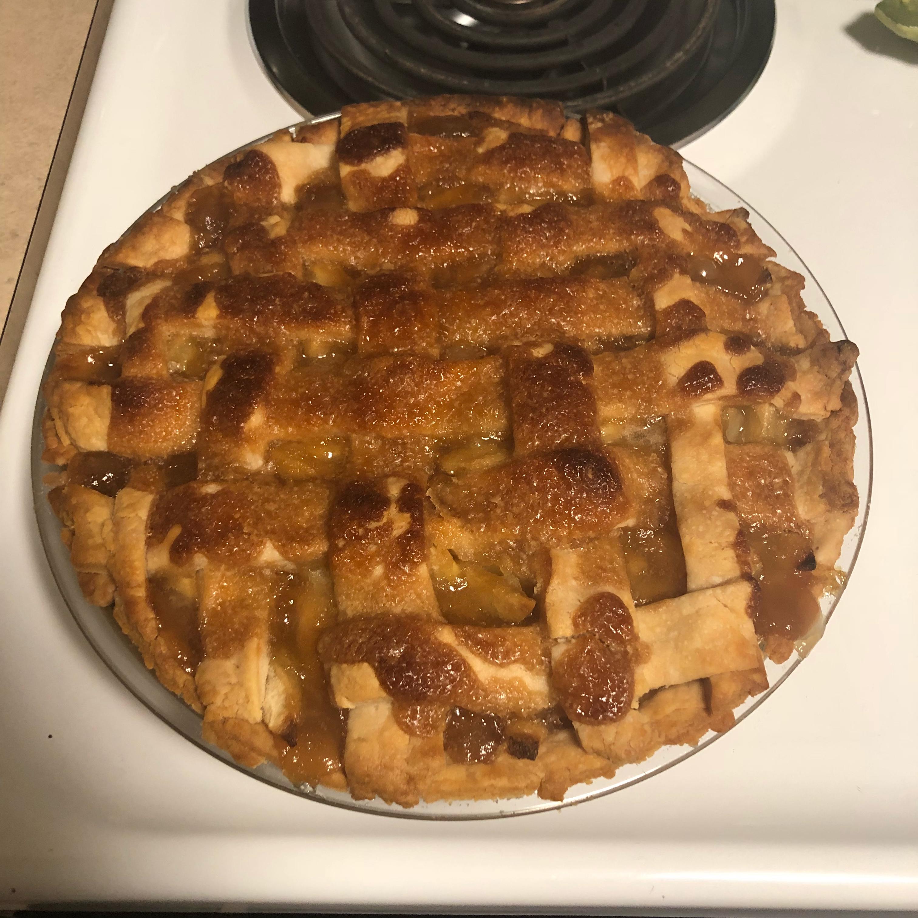 Mom's Double Pie Crust Ashley Stavis