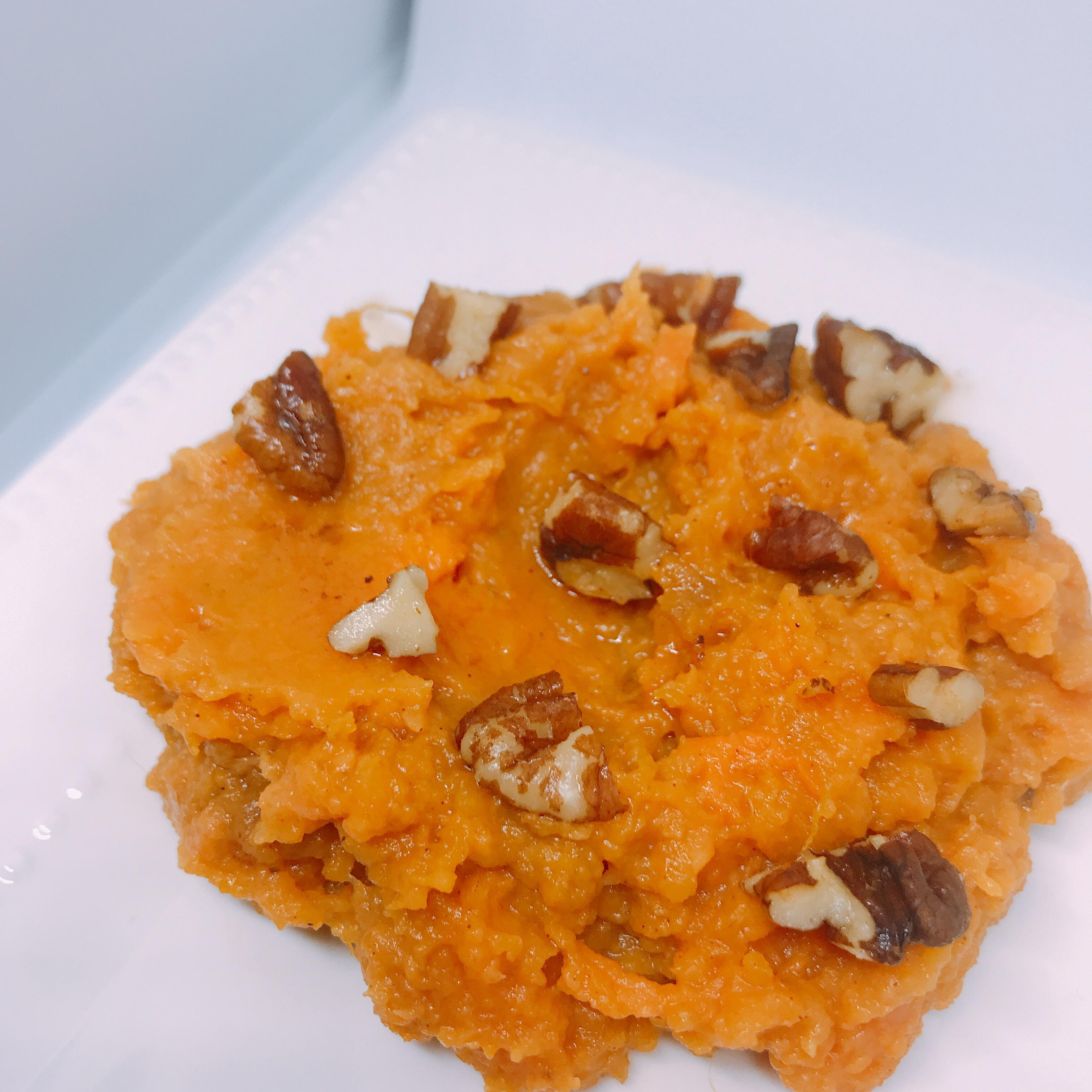 Instant Pot® Sweet Potato Casserole