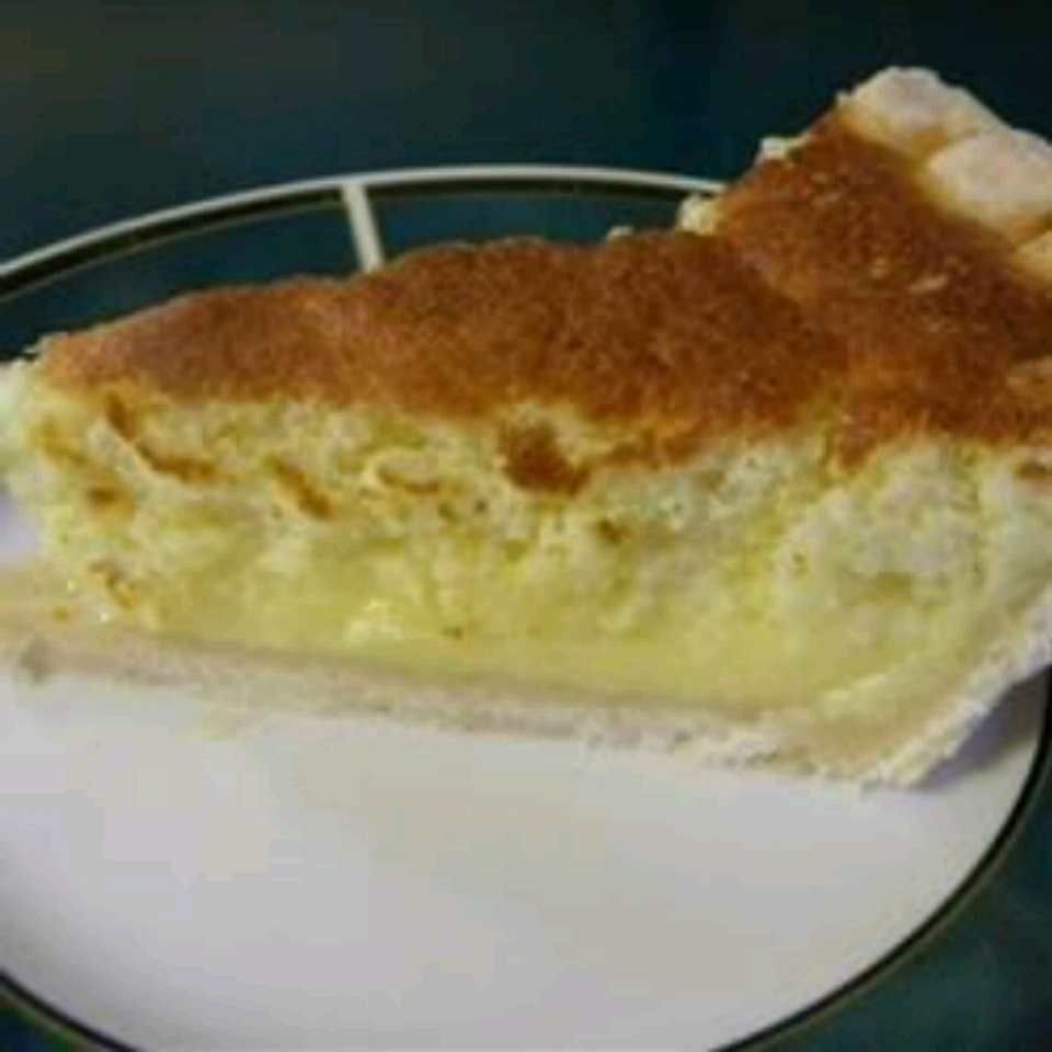Lemon Sponge Pie I Scott Sleighter (ss hog)