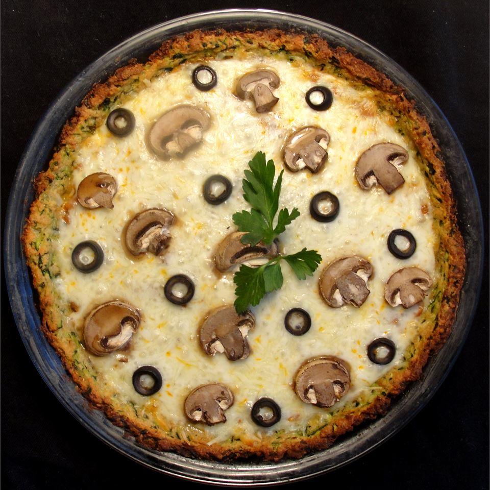 Zucchini Pizza Bake Rock_lobster