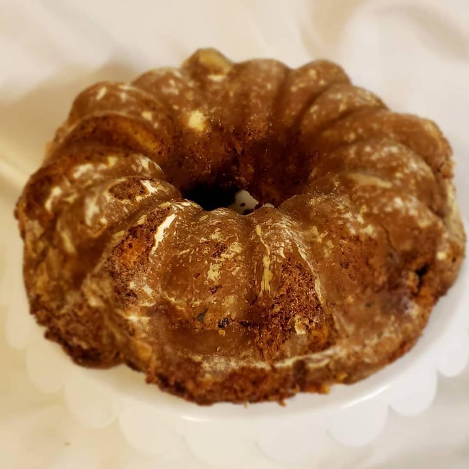 Easy Apple Coffee Cake